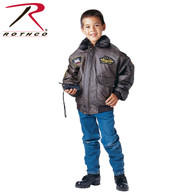 Rothco Kids WWII Aviator Flight Jacket