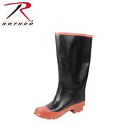 Rothco 15.5 Inch Rubber Rain Boot