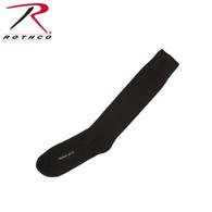 Rothco Black Irregular Polypropylene Socks