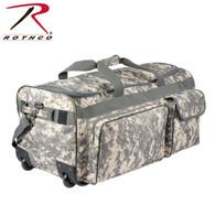 Rothco Camo 30'' Military Expedition Wheeled Bag