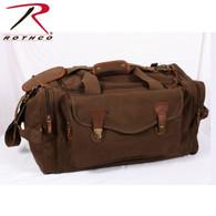 Rothco Canvas Long Weekend Bag