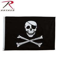 Rothco Jolly Roger Flag