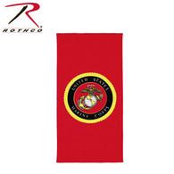 Rothco Beach Towel - Military Insignia