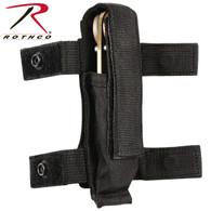 Rothco MOLLE Compatible Knife / Flashlight Sheath
