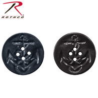 Rothco Peacoat Buttons