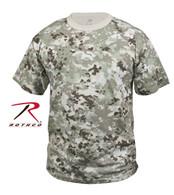 Rothco Total Terrain Camo T-Shirt