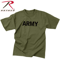 Rothco Olive Drab Military Physical Training T-Shirt