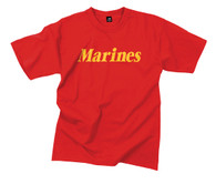 Rothco Marines Printed T-Shirt