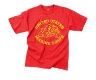 Rothco Vintage U.S. Marine Bulldog T-Shirt