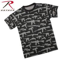 Rothco Vintage 'Guns' T-Shirt