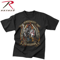 Black Ink 'Put On The Whole Armor Of God' T-Shirt