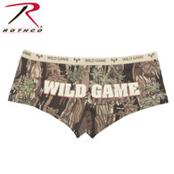 "Rothco ""Wild Game"" Booty Shorts & Tank Top"