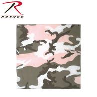 Rothco Colored Camo Bandana