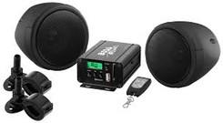BOSS AUDIO MCBK520B BOSS Audio MCBK520B Bluetooth, All-Terrain Speaker/Amplifier System