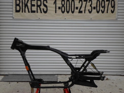 # 4256 2008 FLHR ROAD KING FRAME AND SWING ARM
