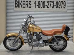 #4299 1986 XL SPORTSTER  HARLEY-DAVIDSON S&S MOTOR!
