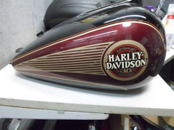 95 Harley Davidson FLHTCUI Touring Ultra Classic Gas Fuel Tank 35th Anniversary!