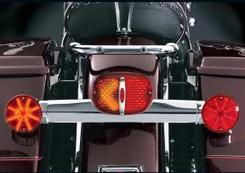 Kuryakyn Laydown Panacea Taillight for Harley Davidsons 97-Up