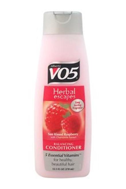 VO5 Herbal Escapes Sun Kissed Raspberry Balancing Conditioner, 12.5 oz, 1 Ea