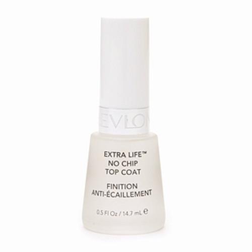 Revlon Nail Extra Life No Chip Top Coat, 0.5 oz, 1 Ea
