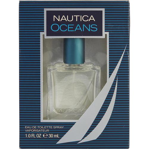 Nautica Oceans Eau de Toilette Spray, 1 oz, 1 Ea
