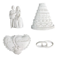 CX865 - I Thee Wed Set