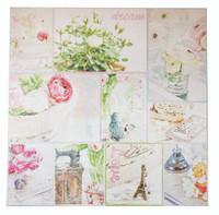 MA013 - Keep Dreaming Canvas Print