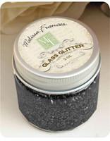 GN621 - Black Glass Glitter