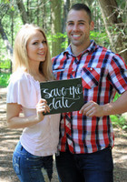 HM019 - Save The Date Sign