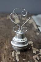CIH188 - Doorknob Holder London Zinc