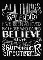 MAWY09 - All Things Splendid