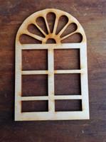Arch Window Lg
