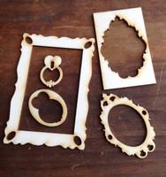Lg Frames Set Doorknob