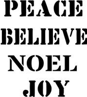 Peace Believe
