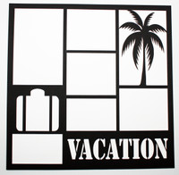Vacation Palm Tree
