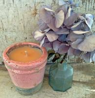 Votive Ceramic Pot-Tahitian Vanilla