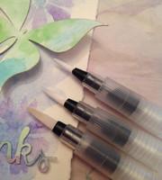 Water Brush Pens S/3