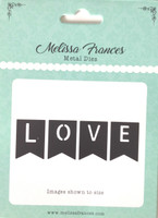 Love Banner Die