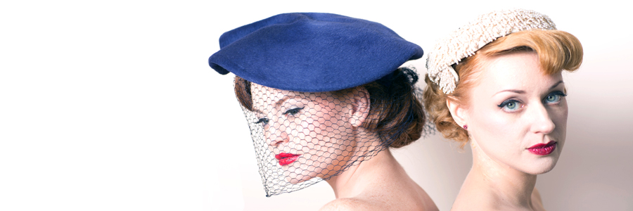 1950s vintage hats and more