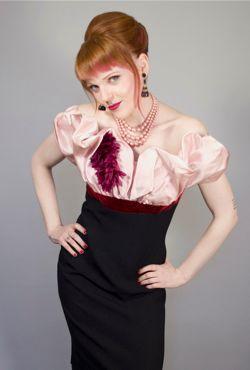 1950s-pink-black-dress-antje-video.jpg