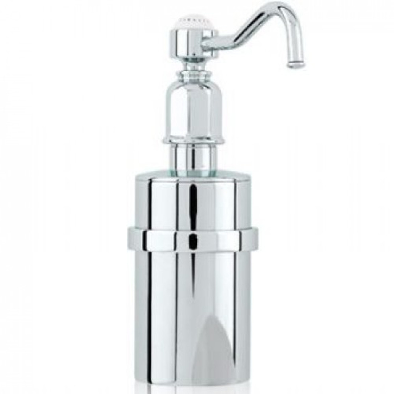 perrin and rowe traditional collection wall mounted soap dispenser