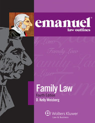 EMANUEL LAW OUTLINES: FAMILY LAW 2014