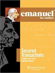 EMANUEL LAW OUTLINES: SECURED TRANSACTIONS (1ST, 2011) 9780735594630