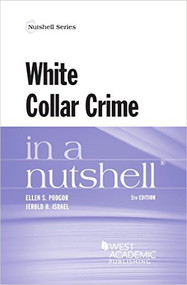 WHITE COLLAR CRIME IN A NUTSHELL (5TH, 2015) 9780314291530