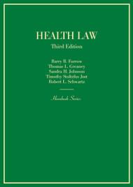 FURROW'S HEALTH LAW (HORNBOOK SERIES) (3RD, 2015) 9780314289070