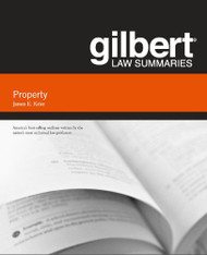 GILBERT LAW SUMMARIES ON PROPERTY (18TH, 2013) 9780314286062