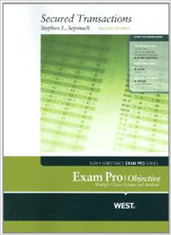 EXAM PRO ON SECURED TRANSACTIONS - OBJECTIVE (2ND, 2012) 9780314283252