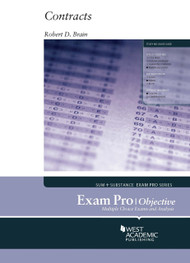 EXAM PRO ON CONTRACTS-OBJECTIVE (1ST, 2014) 9780314285966