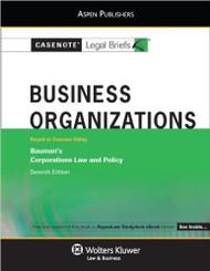 CASENOTE LEGAL BRIEFS: BUSINESS ORGANIZATIONS KEYED TO BAUMAN