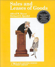 BLACK LETTER OUTLINE ON SALES AND LEASES OF GOODS (2008)  9780314010681